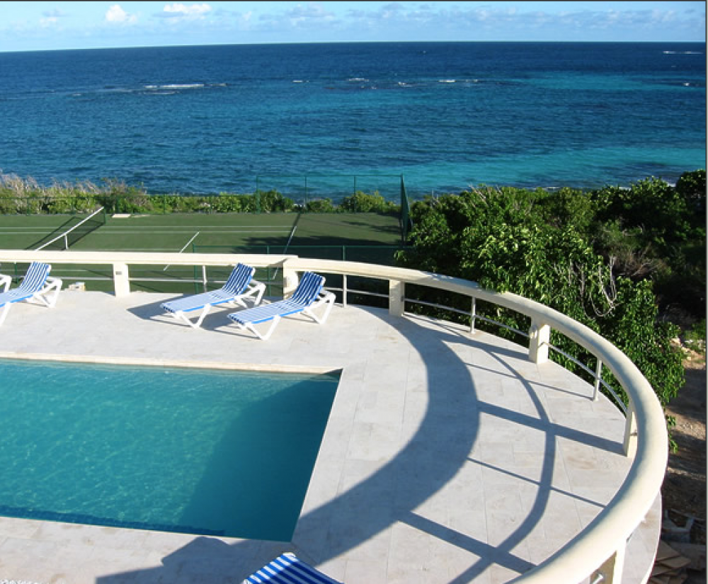 Beach Court Villa on Anguilla