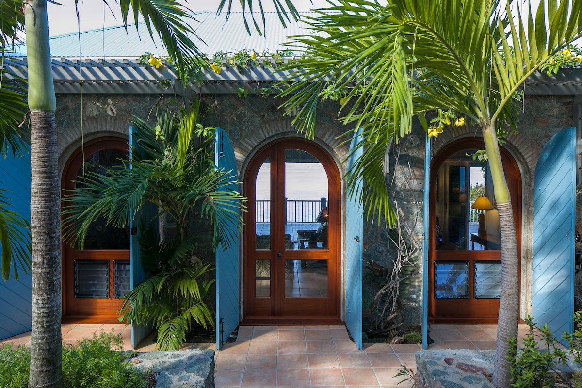 Coqui Villa on St. John