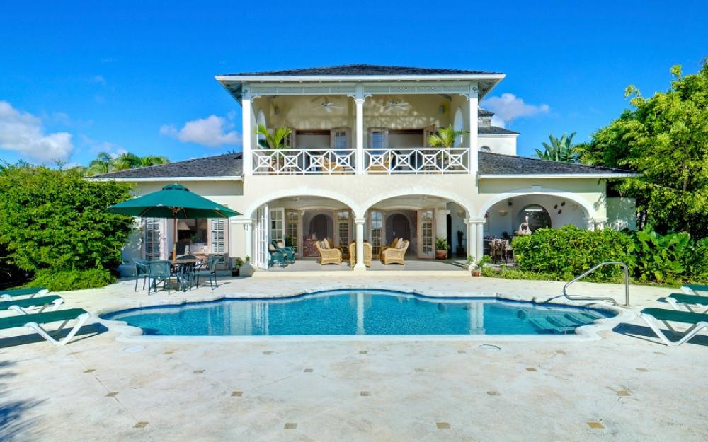 Oceana at Sugar Hill, Barbados villa
