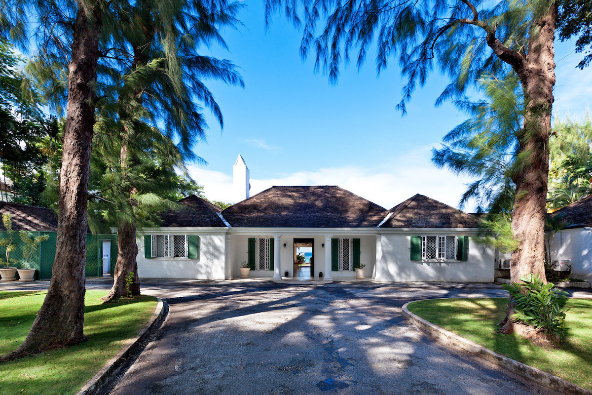 High Trees Villa on Barbados