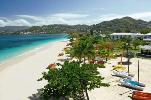 Coyaba Beach Resort Coyaba's World-class Beachfront image, Grenada
