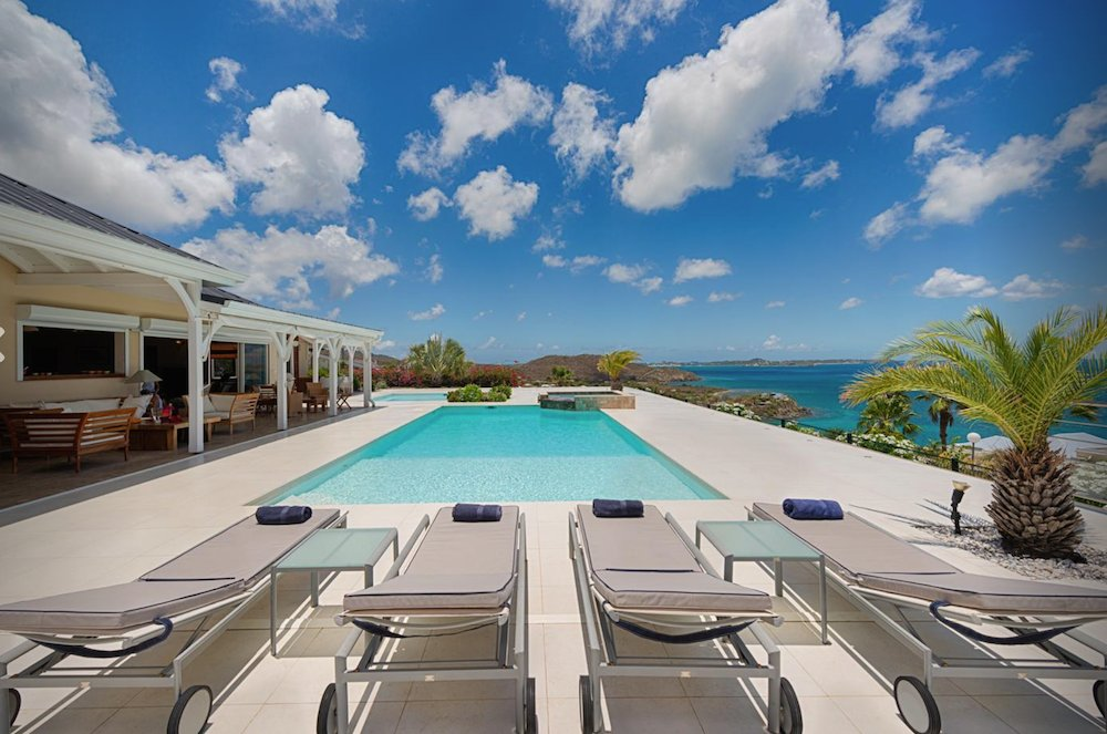 Photo of Dream in Blue Villa, St. Martin