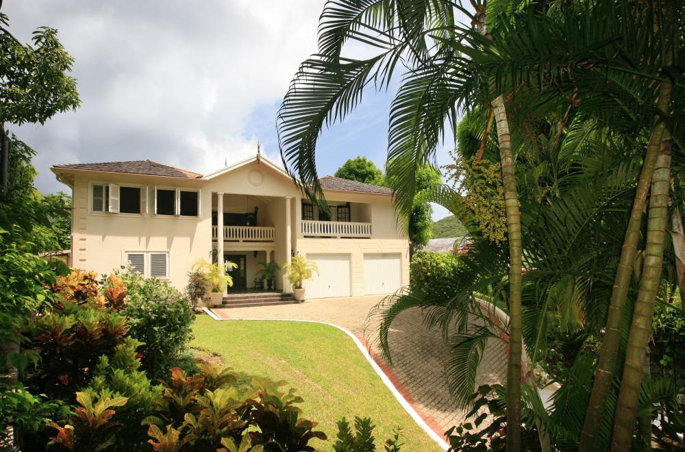 Ashiana Villa on St. Lucia