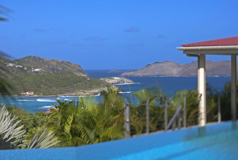 Photo of La Maison Rouge Villa, St. Barts