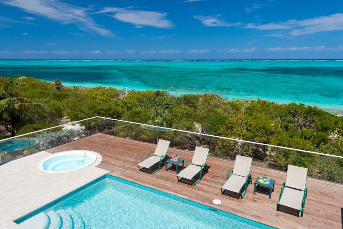 Dawn Beach Villa on Turks and Caicos