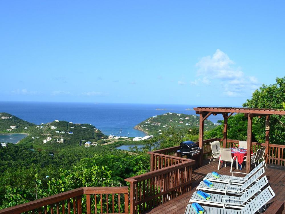 Mar de Amores Villa on St. John
