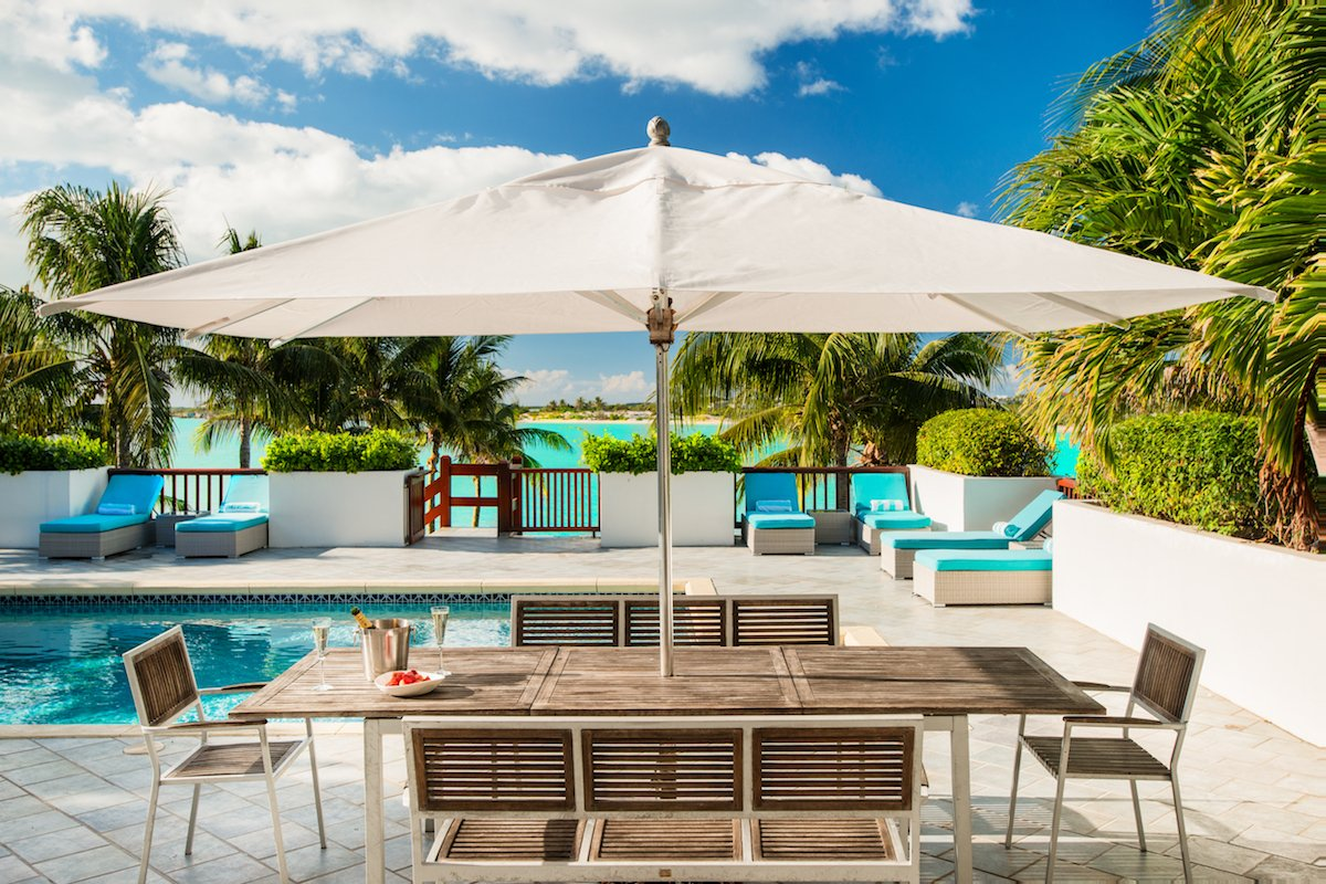 Vieux Caribe Villa on Turks and Caicos