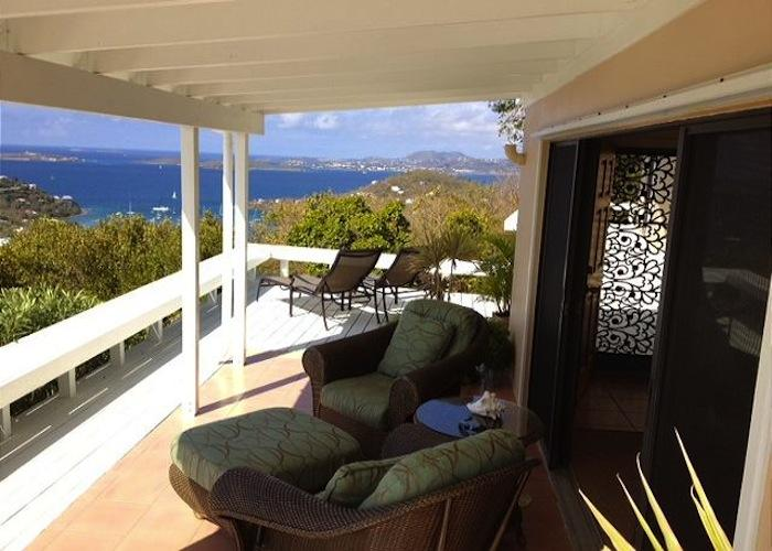 Magic View Villa on St. John