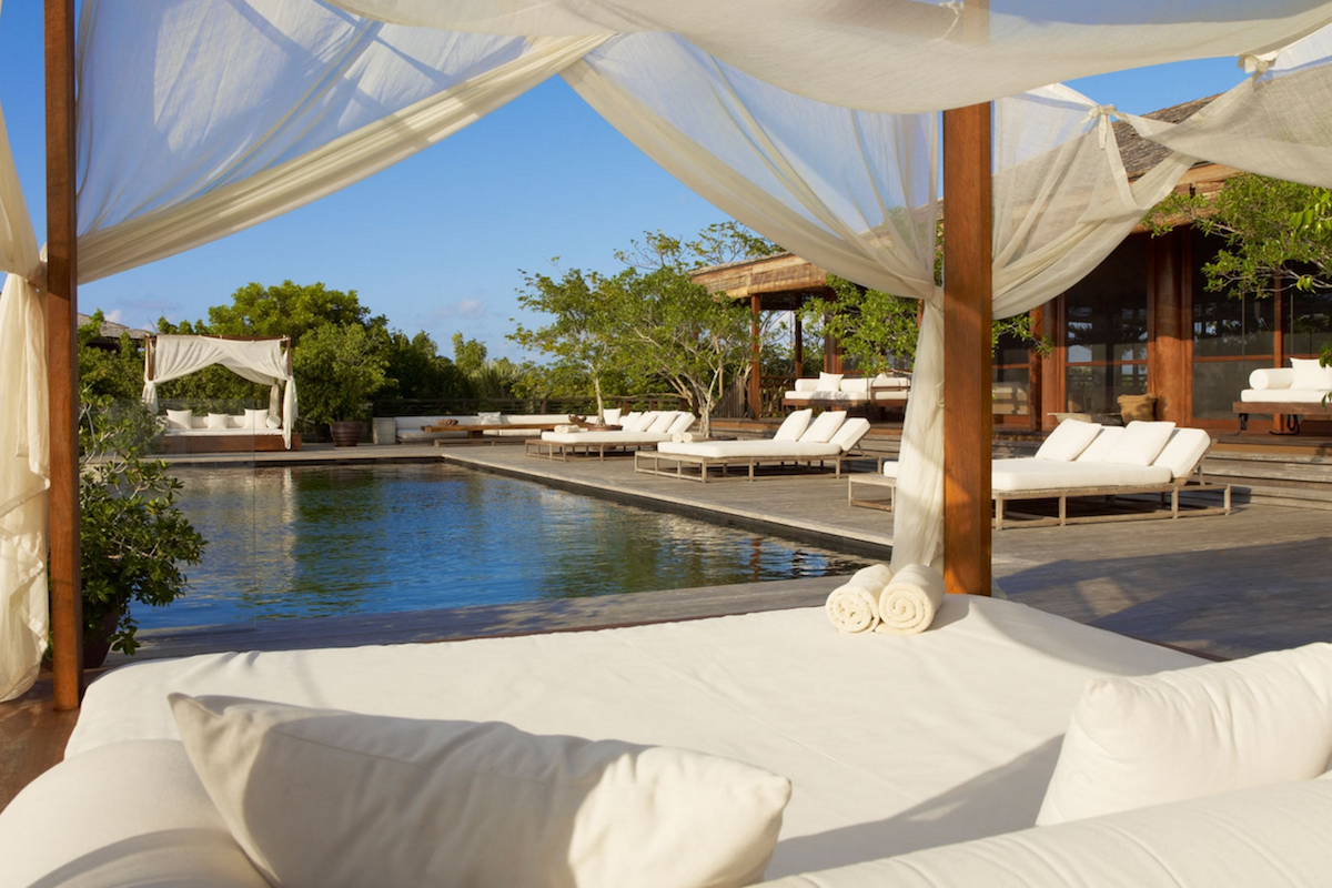 Private luxury at The Sanctuary at Parrot Cay