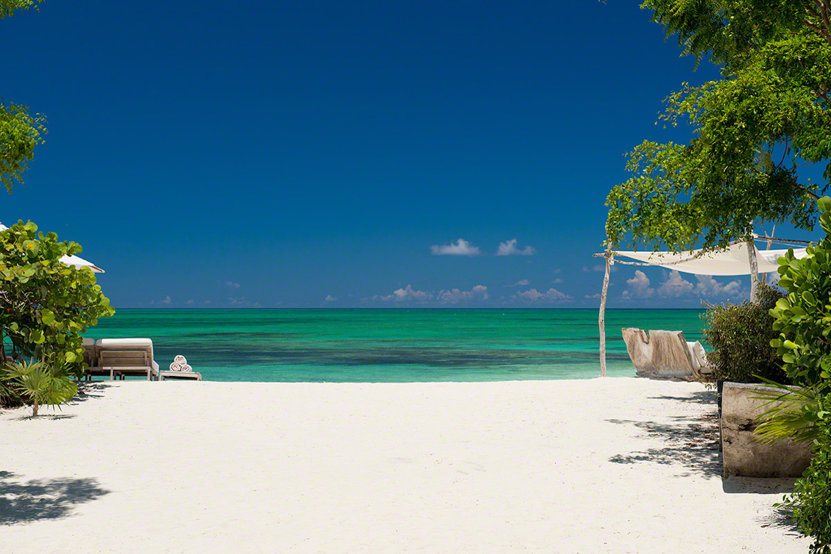 Parrot Cay Resort- The Sanctuary on Turks and Caicos