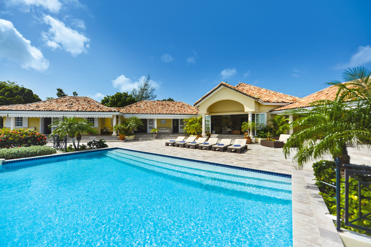 Photo of Amber Villa, St. Martin