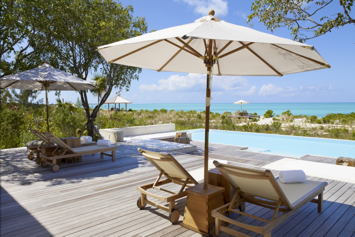 Parrot Cay Resort- The Residence on Turks and Caicos