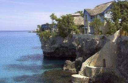 The Caves, Jamaica villa