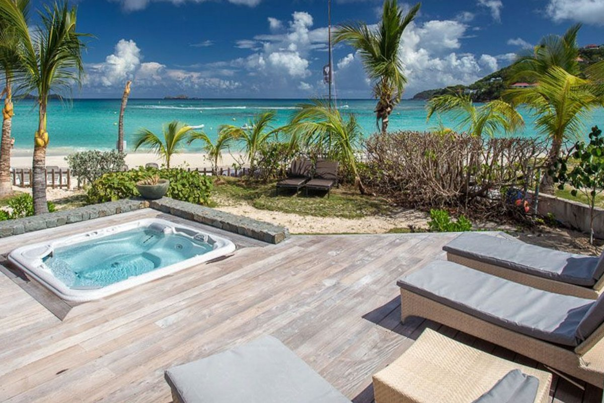 Reverie Villa on St. Barts