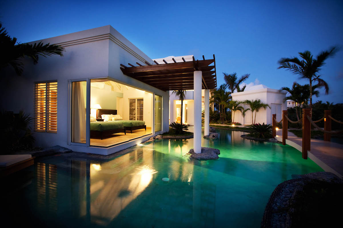 Turtle Breeze Villa on Turks and Caicos