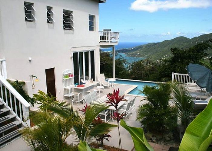 In The Stars Villa on St. John