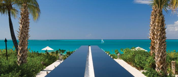 Grace Bay Club Villas Infiniti Bar image, Turks and Caicos