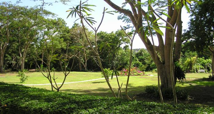 Bellevue Plantation Estate on Barbados