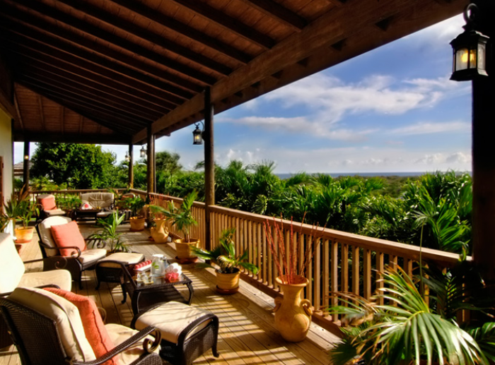 The Verandah Resort & Spa, Antigua villa