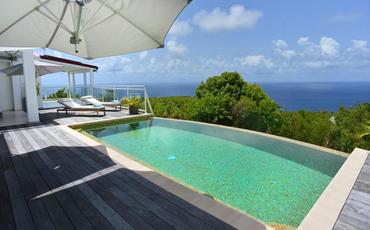 Dasha Villa on St. Barts