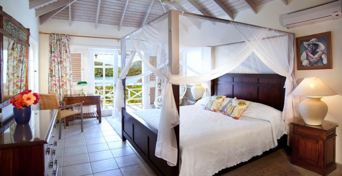 Lime Hill Villa on Antigua