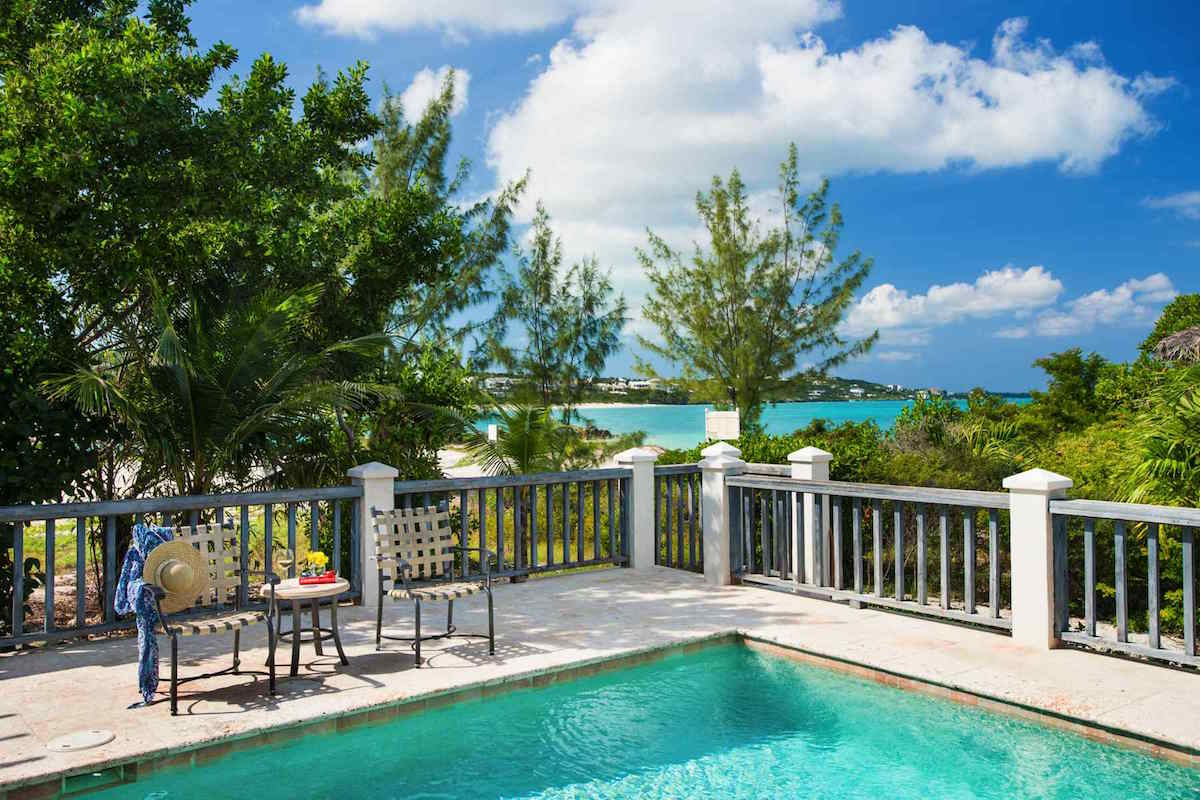 Ballyhoo Cottage on Turks and Caicos