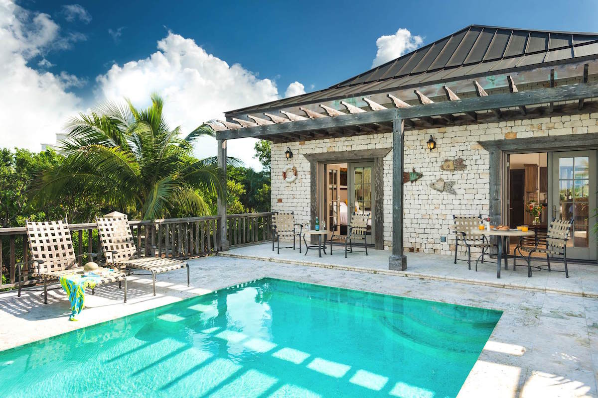 Coriander Cottage on Turks and Caicos