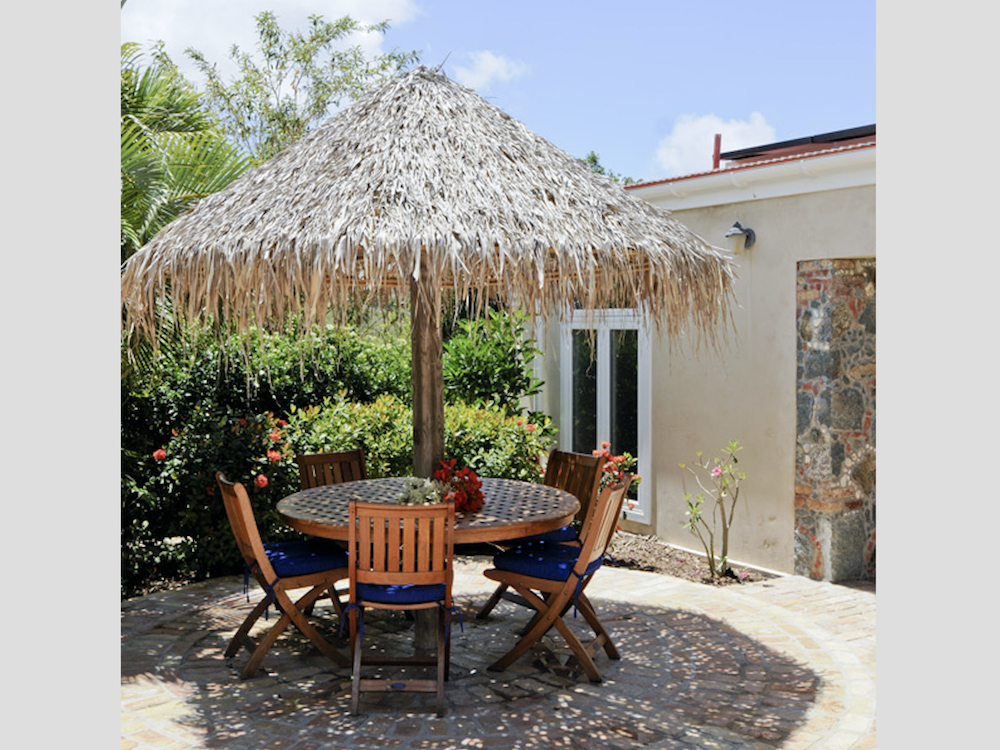 Tamarindo Villa on St. John