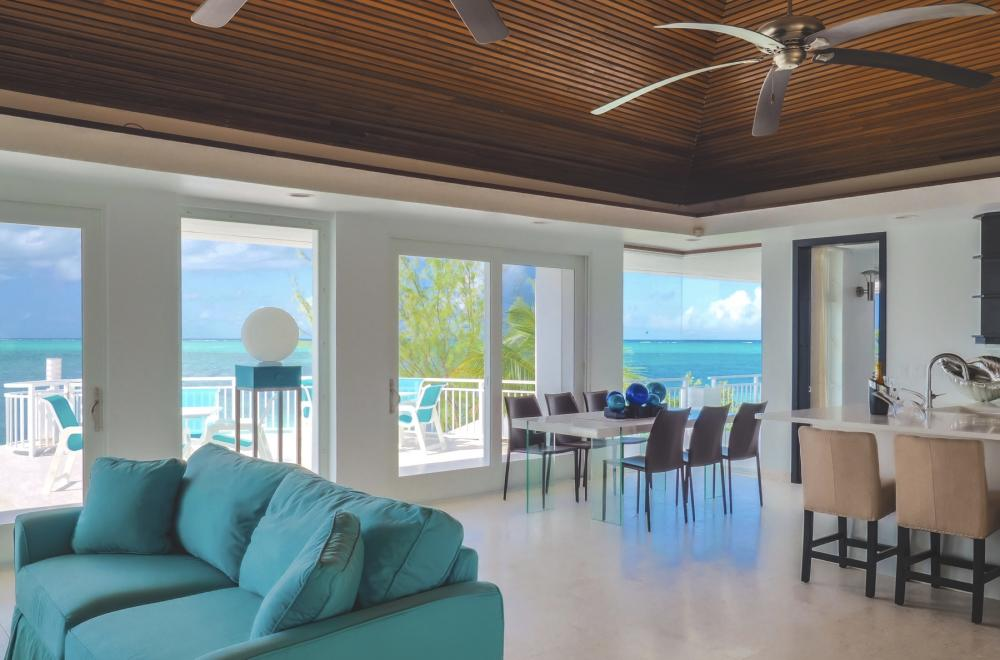 Beach Villa Oceanus on Turks and Caicos