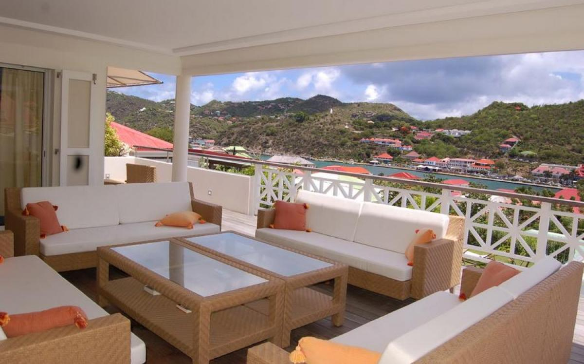 Photo of La Pointe Villa, St. Barts