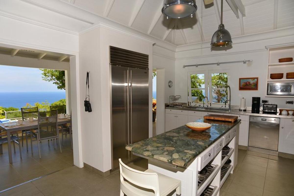 Belle Bague Villa on St. Barts