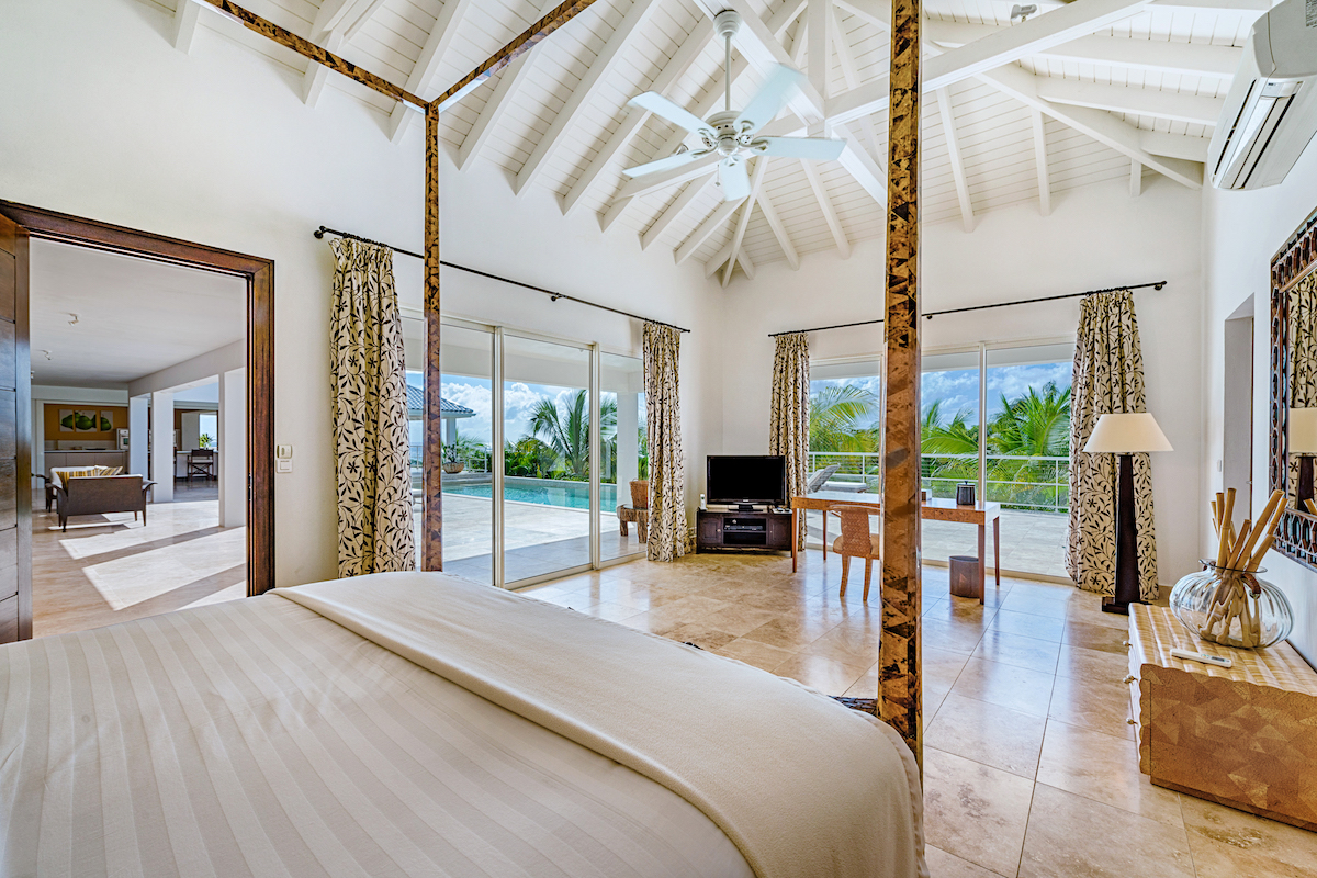 Bamboo Villa on St. Martin