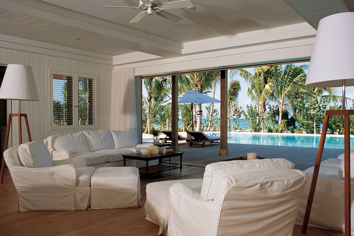 Parrot Cay Resort Island Beach Villas on Turks and Caicos