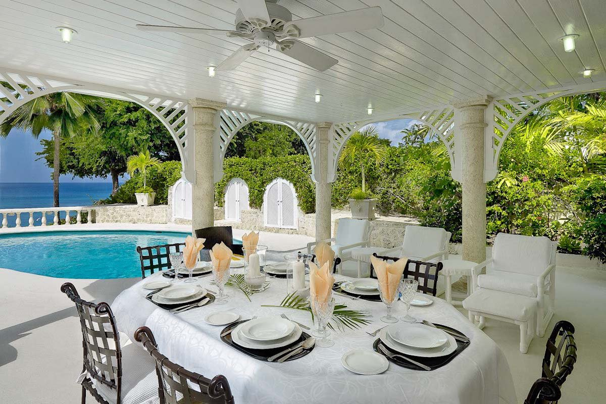 Whitegates Villa on Barbados