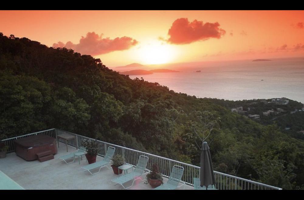 Cinnamon Ridge Villa St John