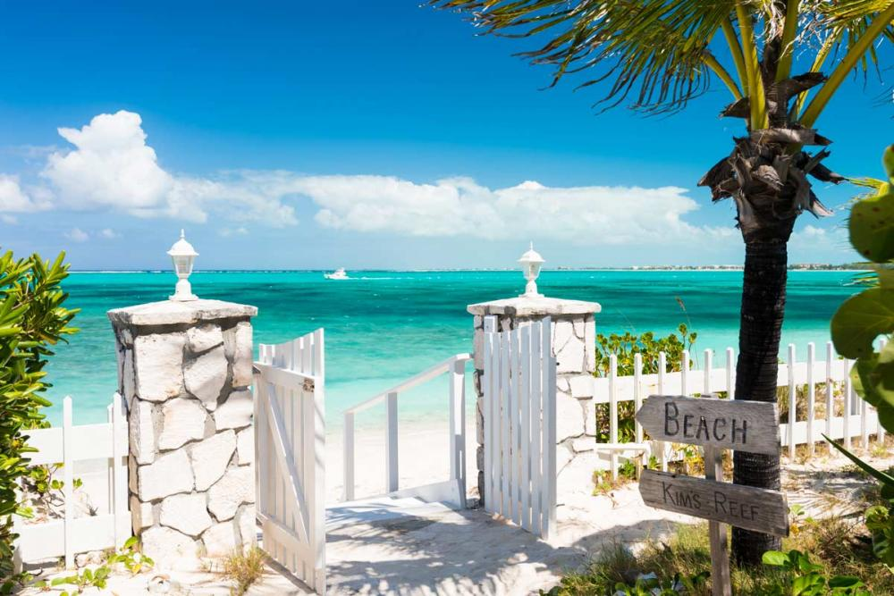 Reef Beach House on Turks and Caicos