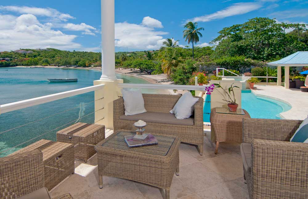 Rolling Surf Villa on Grenada