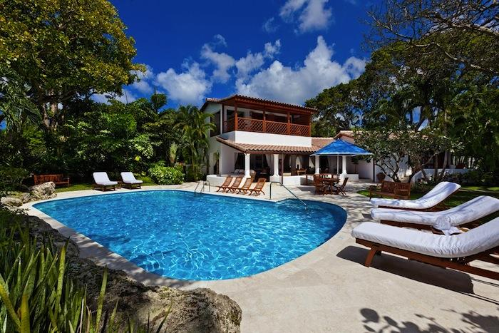 Blue Point Villa on Barbados