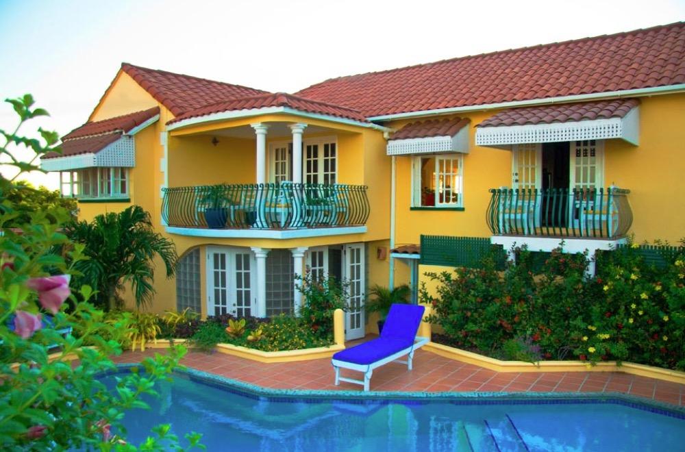 Bedroom Villa Rental Grenada
