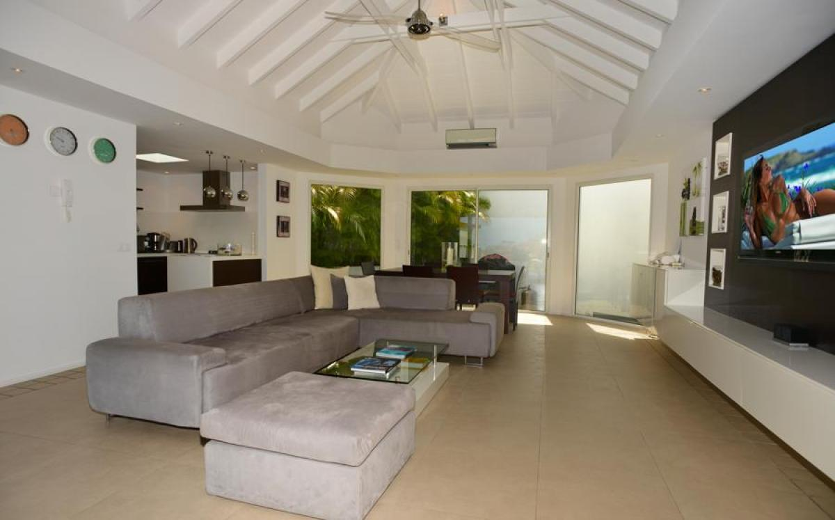 Wastra Villa on St. Barts