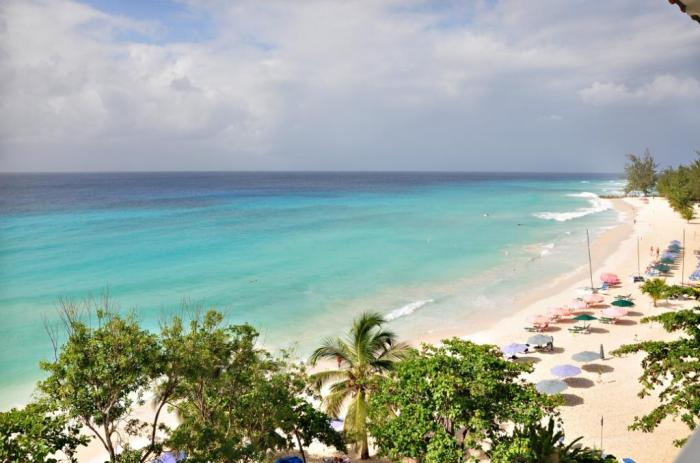 Sapphire Beach #505 The view at Sapphire Beach! image, Barbados