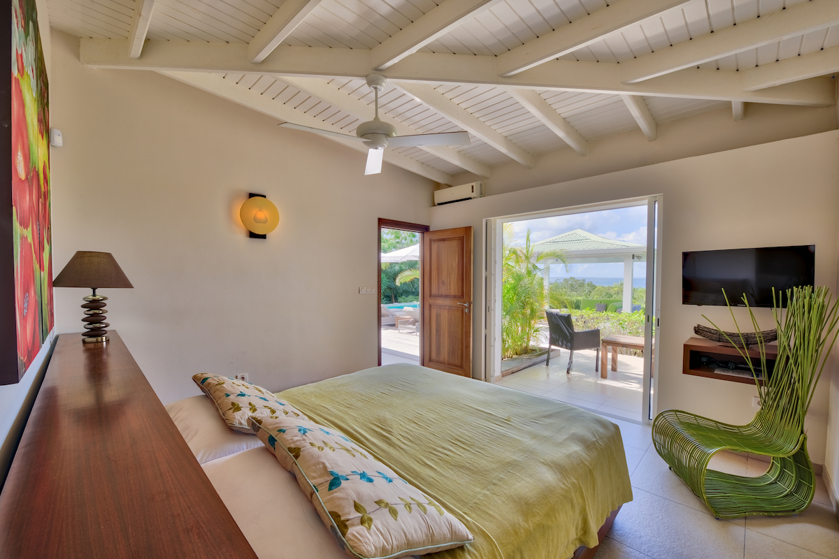 Kiwi Villa on St. Martin