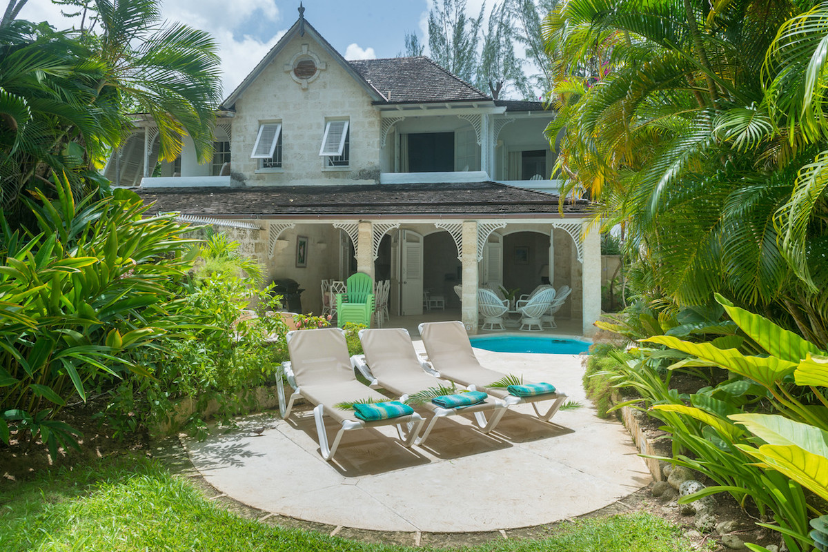 Waverly House on Barbados