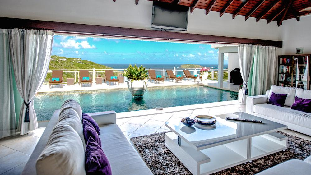 Bellevue Villa  on St. Barts
