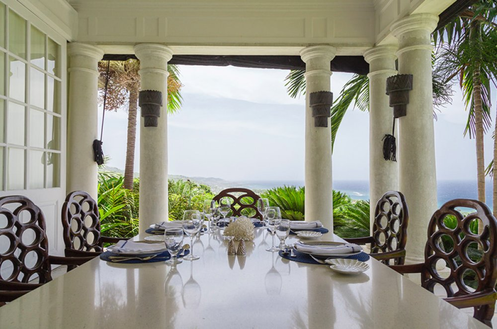 Photo of Twin Palms Villa at Tryall, Jamaica