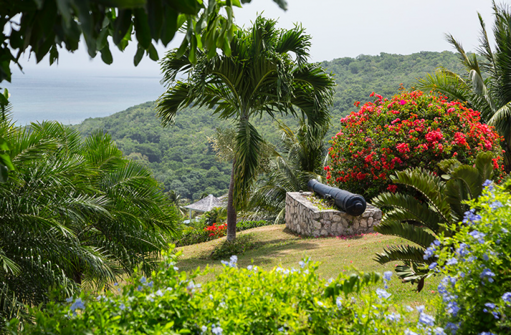 Twin Palms Villa at Tryall on Jamaica