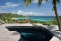 Amazing views from the pool deck and your own private plunge pool at Panama Villa