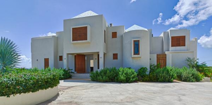 White Cedars Villa on Anguilla