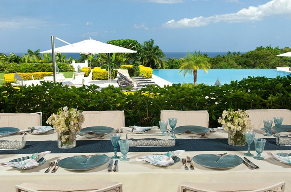 Infinity Villa at Tryall Club on Jamaica