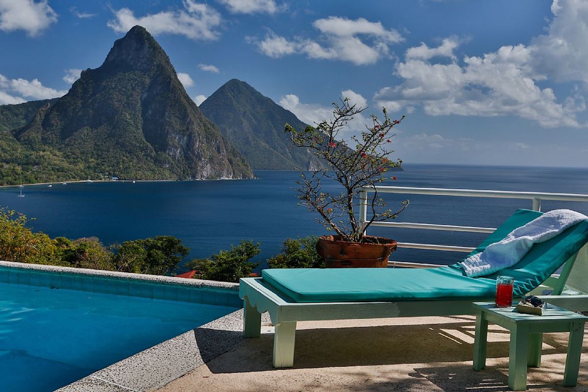 Mango Point Villa on St. Lucia